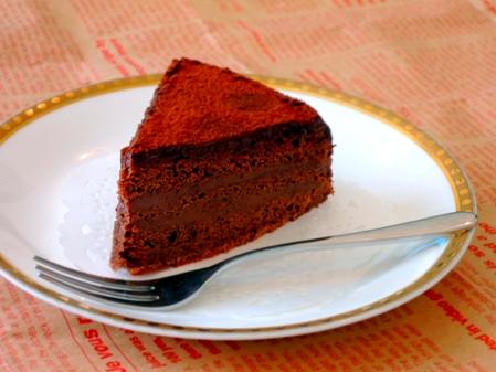 チョコレートケーキ(変換後))