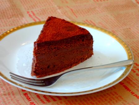 チョコレートケーキ(変換前)